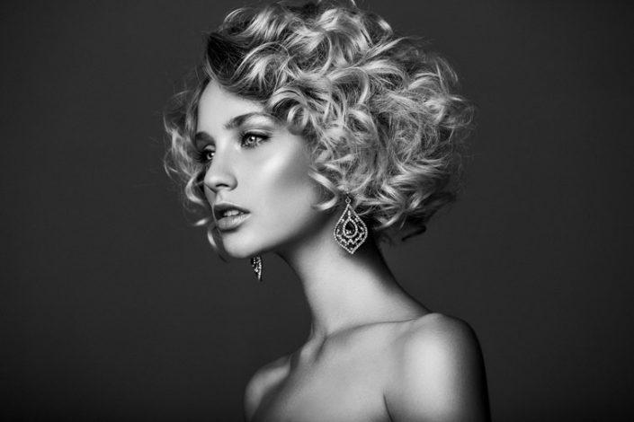 Pflege für blondiertes Haar