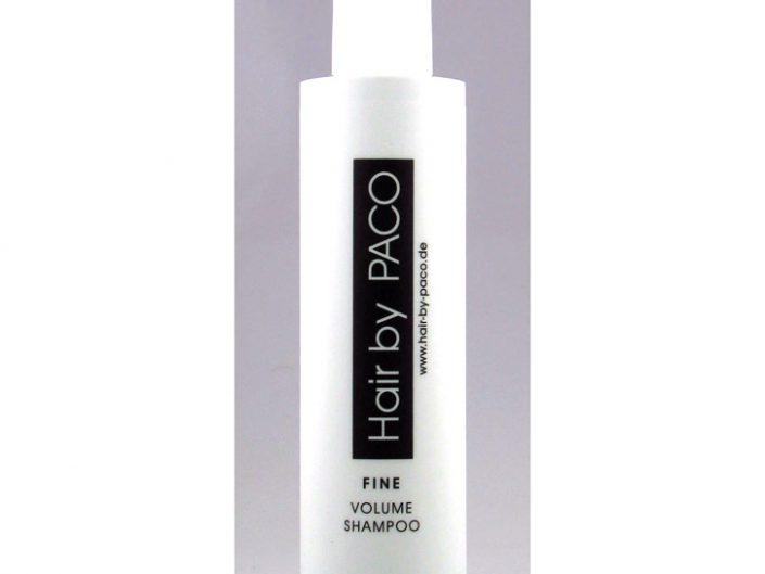 Fine Volume Shampoo