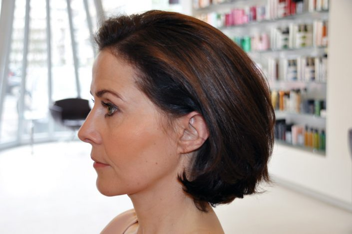 Haarpflege für feines Haar