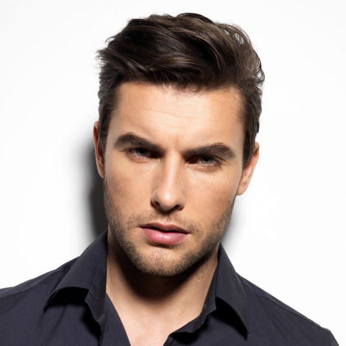 Hair Styling Men Basic